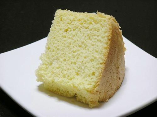 おからシフォンケーキ