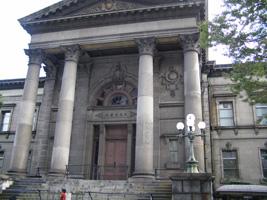 大阪の図書館