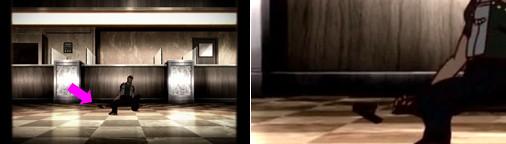 TIGER & BUNNY 第2話 銀行強盗犯のハンドガン