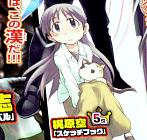 月刊コミックブレイド2011年6月号 3号連続全キャラクター人気投票