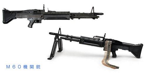 サコー・ディフェンス M60機関銃