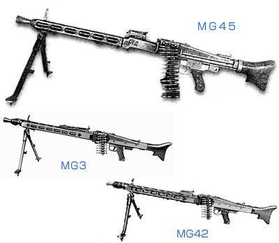 グロスフスMG45 (MG42V)