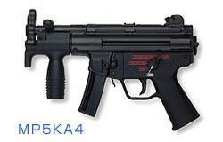 H&K MP5KA4