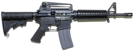コルト M4コマンドー