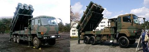 三菱重工業 SSM-1 (88式地対艦誘導弾)