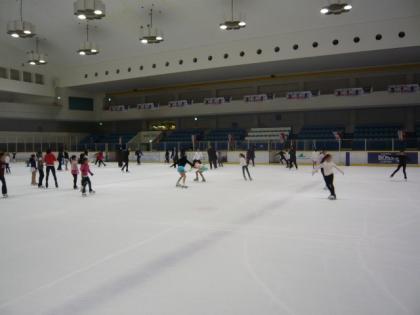 スケートリンク
