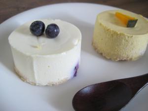 ベイクドレアチーズ