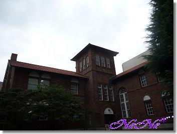 早稲田奉仕園 スコットホール