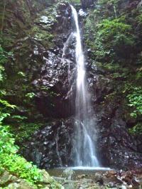 龍神の滝1