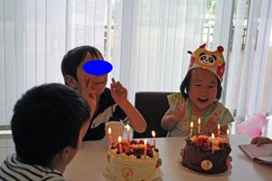 5歳誕生日9