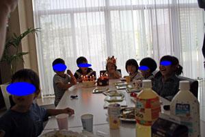 5歳誕生日8