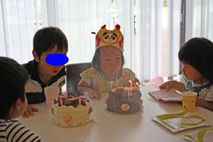 5歳誕生日11