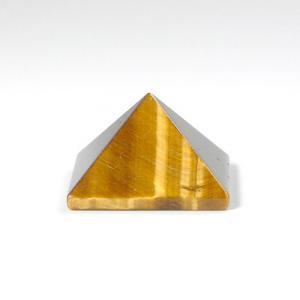 タイガーアイピラミッド