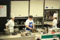 落合シェフ料理講習