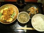 新町 中国料理 酒中花 空心 海老の香味ソース