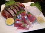 目黒 川合鮮魚店 お得盛(するめいか+秋刀魚+尾赤鯵)