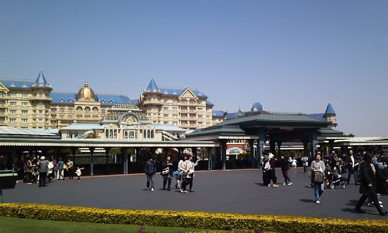 disney morning