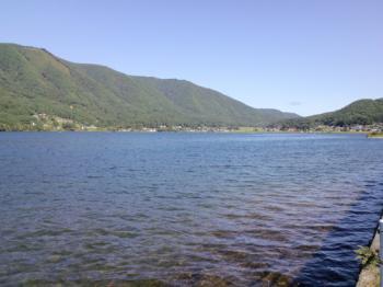 木崎湖090902