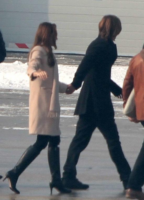 多忙なカップル ブランジェリーナ サラエボに到着!