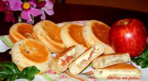 クリームチーズアップル