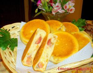 アップルクリームチーズ