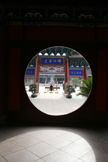 張掖・大仏寺2