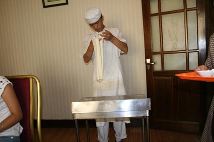細麺を拉2