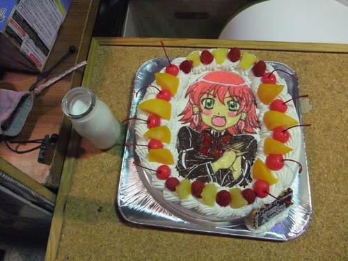 ケーキキタ―――!!