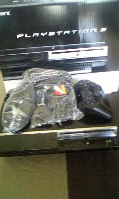 売った PS3 所期型 60GB
