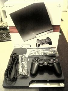 New PS3 120GB