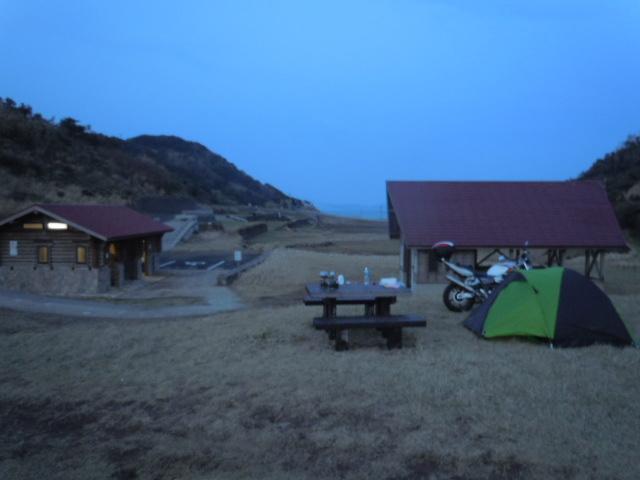 生月島キャンプツーリング 097
