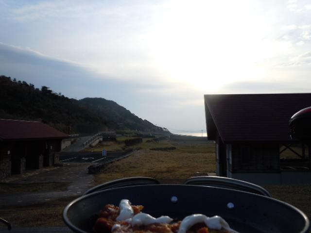 生月島キャンプツーリング 112