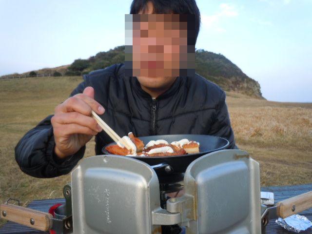 生月島キャンプツーリング 110