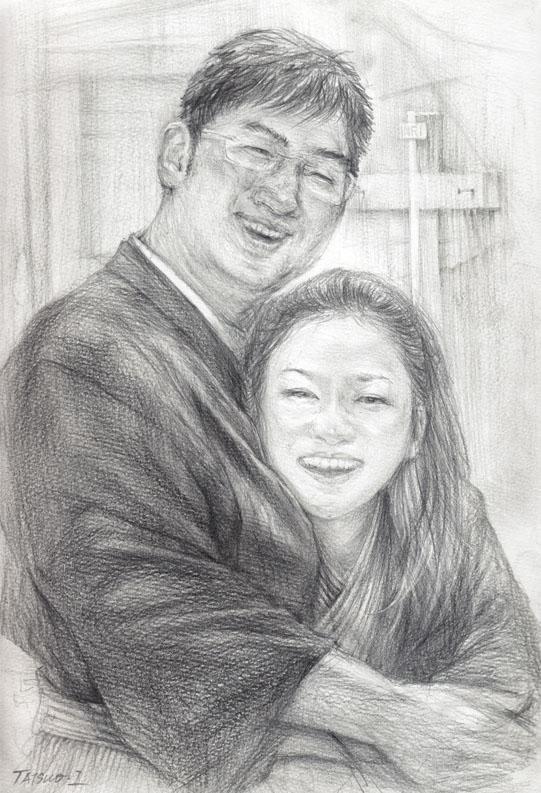 坂田夫妻2011肖像forblog