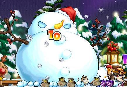 雪だるま3段階
