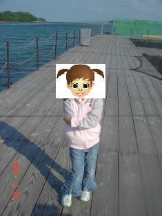 南紀白浜カタタの釣り堀③