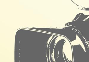 イラスト ビデオカメラ
