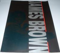 コンサートパンフ 「JAMES BROWN JARAN TOUR'92」(1992年4月/月寒グリーンドーム・国立代々木競技場第一体育館)