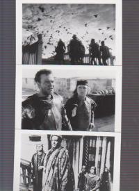 映画スチール 「オーソン・ウェルズのオセロ」白黒10枚
