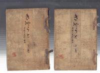 京都 名所と美術の案内 上下巻 明治28年4月再販