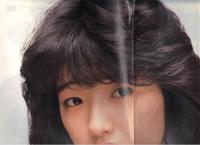 GORO昭和60年7/11号 可愛かずみポスター付