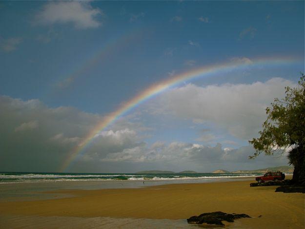 0907二重虹海岸