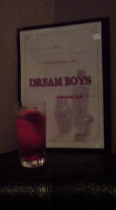 DREAM BOYS カクテル
