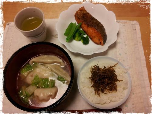 餃子スープ1