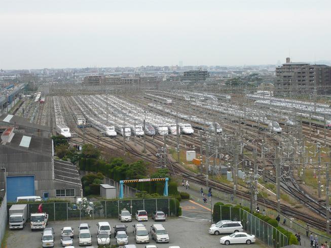 2008.10.26博多新幹線車両基地 014blog