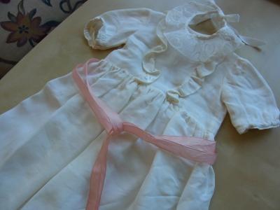 おばあちゃんの思い出ドレス