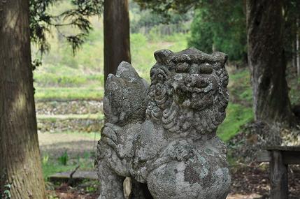弓削神社3
