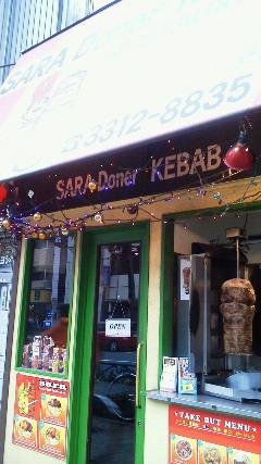 sara店