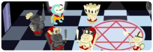 イラコンのチェスアイテム登場♪