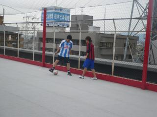 Futsal 特訓